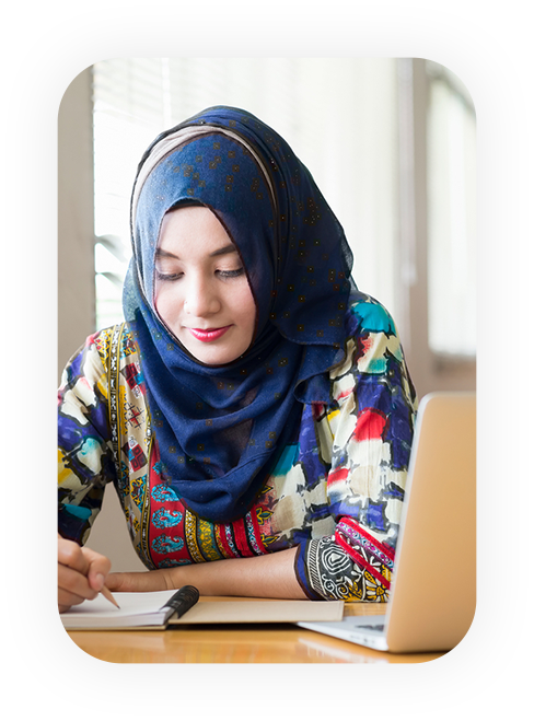 quran female teacher online teaching